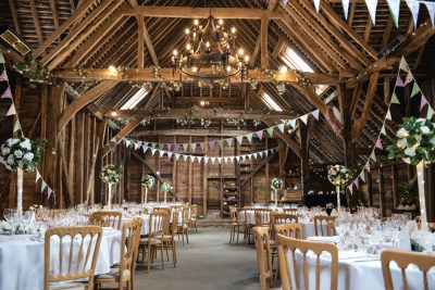 rustic barn wedding berkshire