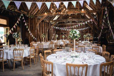 vintage rustic barn wedding venue in reading berkshire