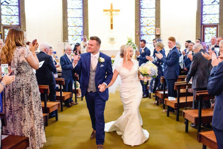 Marychurch wedding Hatfield